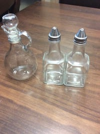 Oil and vinegar decanter Kelowna, V1W 3L4