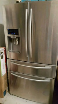 stainless steel french door refrigerator Irving, 75039