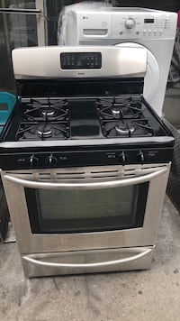 """Kenmore 30"""" Stainless Steel Gas Stove  New York, 10459"""