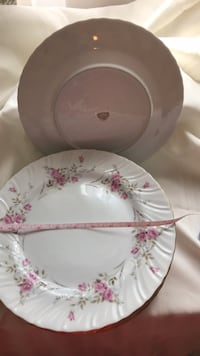 """10.25"""" China dinner plate $2.00 each or all 10 for $15.00 Sayreville, 08859"""