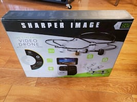 Video drone by Sharper Image