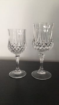 Water and wine goblets Perry Hall, 21128