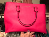 Michael Kors Pink Purse Syracuse