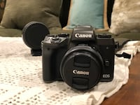 Canon EOS M5 w/ Adapter - GREAT SHAPE High Point, 27409