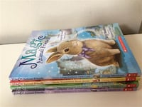Magic Animal Friends books by Daisy Meadows