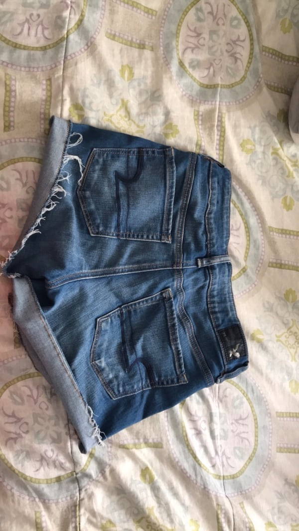American Eagle jean shorts 3