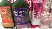 aromatherapy lotion, bath and body cream, and VS PINK mist West Des Moines