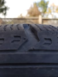 Winter tire and rim package  [PHONE NUMBER HIDDEN] T - 5x114.3 null