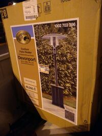 Outside propane patio heater Colonial Heights, 23834