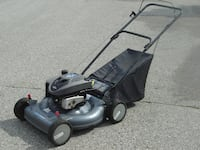 "POWERFUL 3 IN 1 MULCHER 22"" MURRAY PRO SERIES 6.5 HP LAWNMOWER REAR BAG PICKUP! Mississauga"