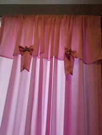 NEW Curtains for baby girl Burke, 22015