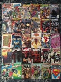 Marvel & DC Comics $2 Each - You Choose Framingham, 01701
