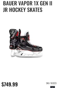 BAUER 1X JUNIOR SKATE Vaughan, L4K