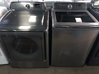 New! Samsung Top Load Washer and Dryer Set  Irving, 75062