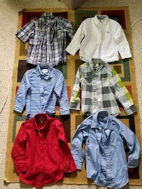 Boy Botton Down Shirts West Des Moines, 50265