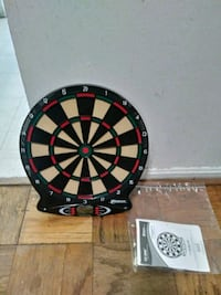black and red dart board Alexandria, 22312