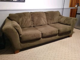 Couch/Sofa (Olive Green)