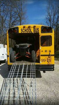 Used School Bus Toy Hauler Camper For Sale In Troy Letgo