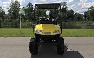 2015 Ez Go Gas Drive golf carT