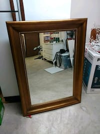 Mirror framed (gold/bronze)  Calgary, T2V 4C6