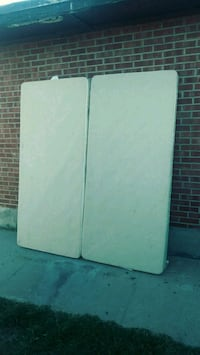 Low profile California king size boxes only 2 each El Paso, 79930