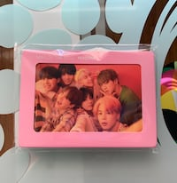 BTS Map Of The Soul: Persona OFFICIAL Aurora Photo Frame