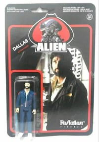 Figura Dallas Alien de ReAction 6513 km