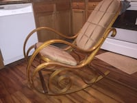 Vintage rocking chair Leland