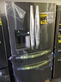 stainless steel french door refrigerator Garden Grove, 92843