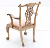 8 Chippendale Revival Chairs PITTSBURGH