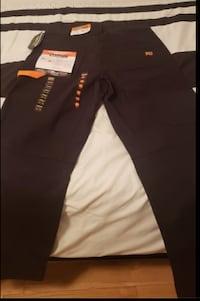 Timmerland Work Pants Size 34X32 Coquitlam
