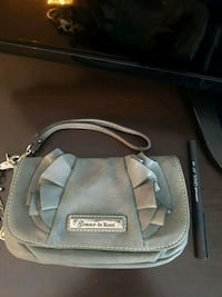 Leather Wristlet Courtice