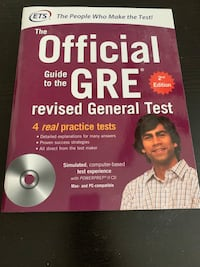 GRE official Guide Katy, 77493