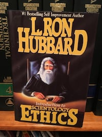 Introduction to Scientology Ethics book by L Ron Hubbard  Ball Ground, 30107