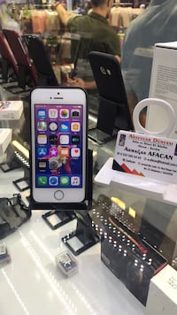 IPhone 5s & 16 GB. SİLVER
