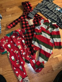 Toddler's assorted clothes Lancaster, 93536