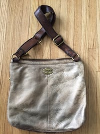 Fossil  purse leather Gold Kitchener, N2B 1H1