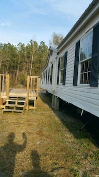 Double Wide Mobile Home For Sale 3BR 3BA Round O, 29474