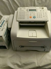 Samsung SF-565P Fax/Multifunction Printer and Scanner Toronto, M4P 1L8
