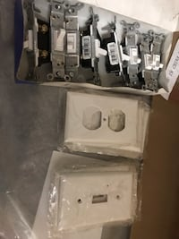 Switches and outlet covers  Langley, V3A 9K3