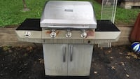 stainless steel outdoor gas grill Lake Katrine, 12449