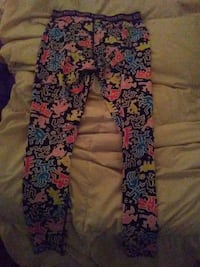 Keith Haring athletic tights/ leggings Redding, 96002