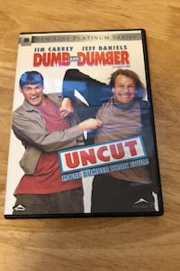 Dumb and dumber Dvd movie