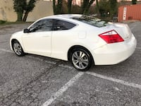 2010 Honda Accord coupe white with tan leather $6500 or best offer Catonsville, 21228