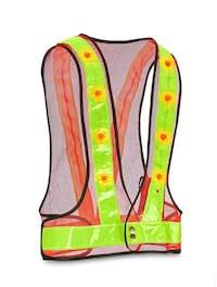 Grip LED Safety Vest