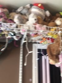 Stuff animals ...5$ a piece Menomonee Falls, 53051