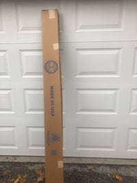 Full or double new metal bed frame in box with rollers Taneytown, 21787