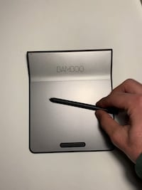 Wacom Bamboo Pad Wireless (for graphic design) 3728 km
