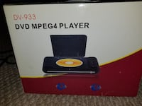 DVD MPEG4 player Centreville