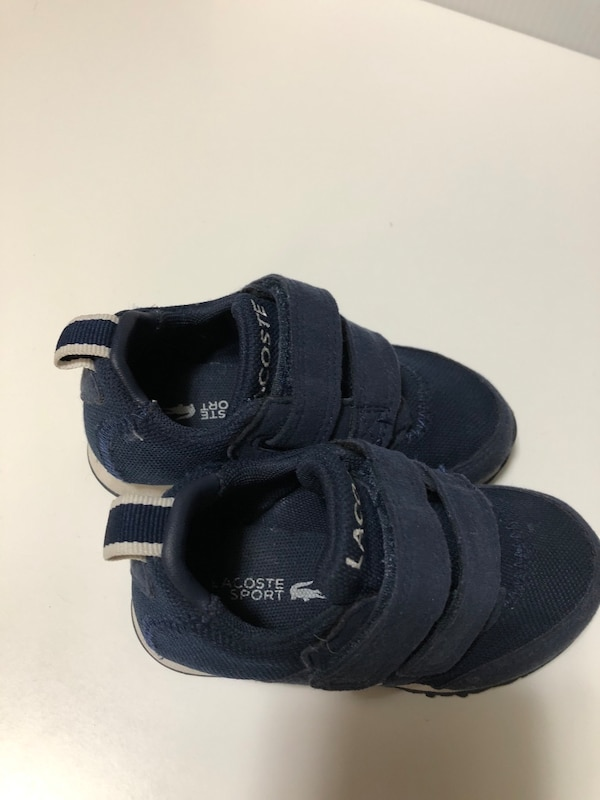 49d298a2da3 Used Lacoste baby shoes for sale in Lodi - letgo